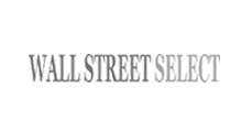 Marcetable is featured on Wallstreet Select.